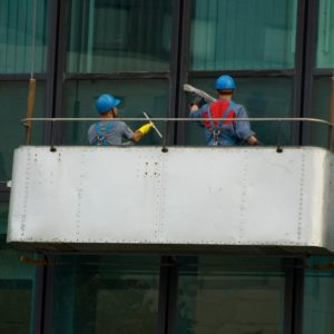 Commercial Window Cleaning in Toronto