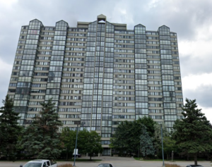 Mississauga High-Rise Property